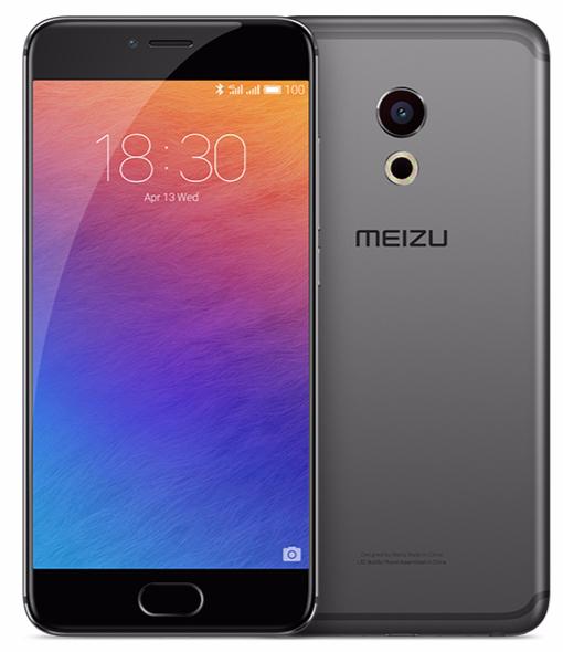 MEIZU PRO 6 64GB DUAL SIM LTE GREY BLACK