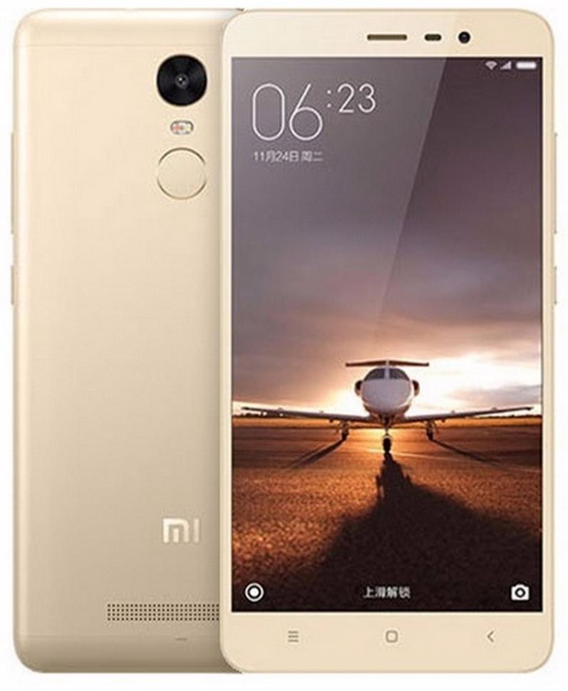 XIAOMI REDMI NOTE 3 PRO 16 GB LTE GOLD