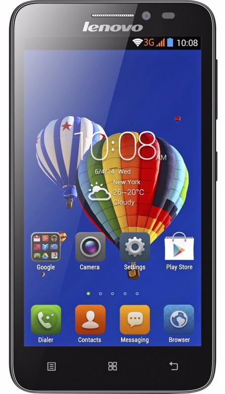 LENOVO A606 4GB BLACK