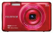 FUJIFILM FINEPIX JX660 RED