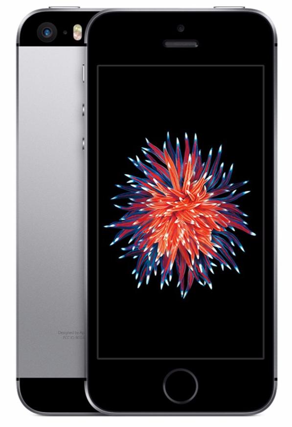 APPLE IPHONE SE 64GB LTE SPACE GRAY