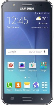 SAMSUNG GALAXY J5 (SM-J500F/DS) 8GB BLACK