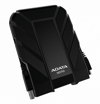 A-DATA 500 GB USB3.0 HARD DRIVE HD710 (AHD710-500GU3-CBK)