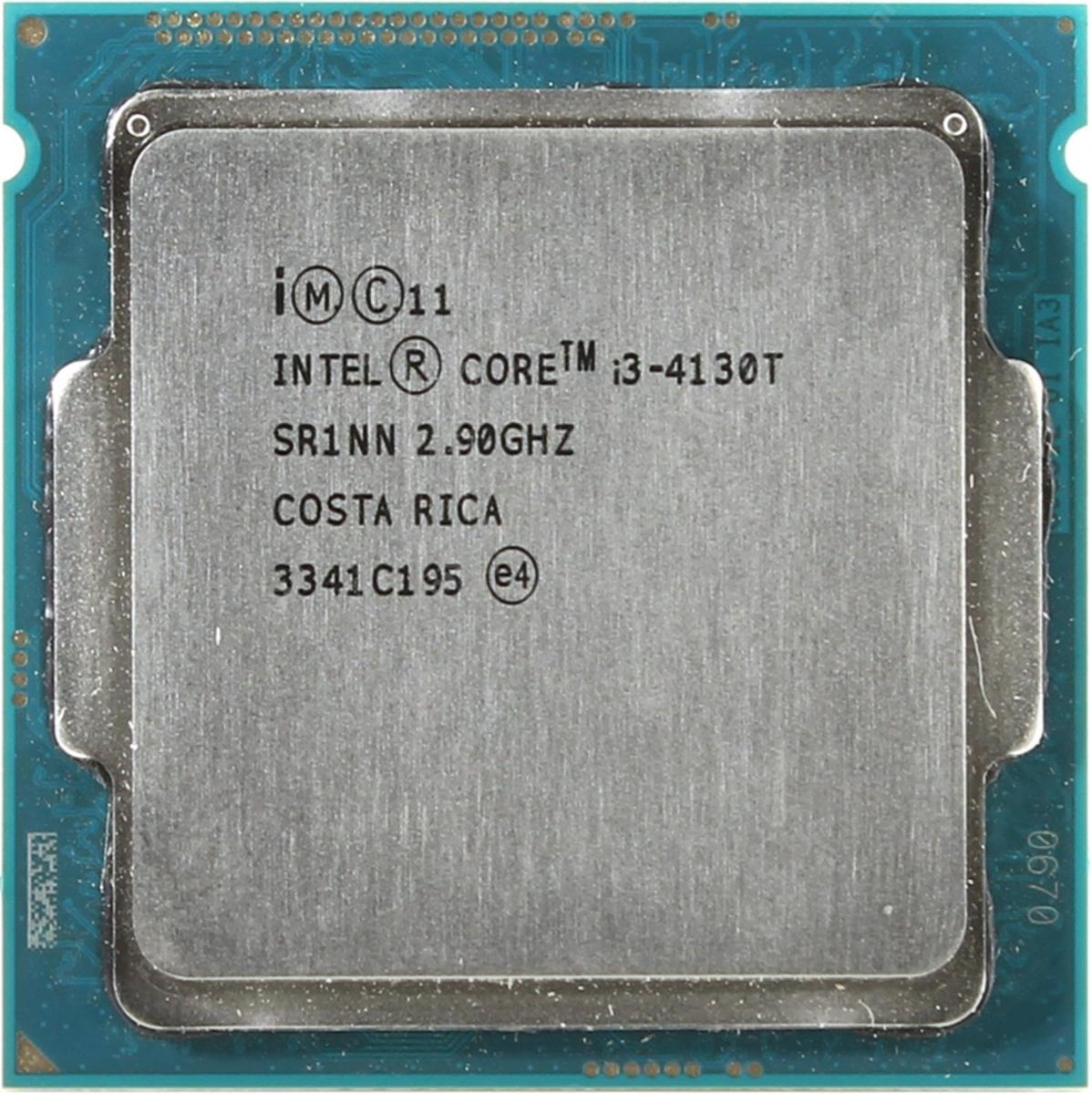 INTEL CORE I3 4130T (3 MB ქეშ მეხსიერება, 2.9 GHZ) TRAY