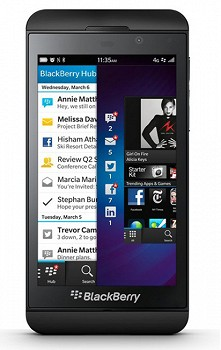 BLACKBERRY Z10-1 BLACK