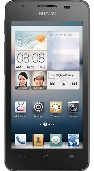 HUAWEI ASCEND G510 SINGLE SIM BLACK