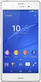 SONY XPERIA Z3 (D6653) 16GB WHITE