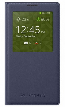 SAMSUNG GALAXY NOTE 3 S VIEW COVER PURPLE