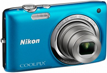 NIKON COOLPIX S2700 BLUE