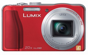 PANASONIC LUMIX DMC-TZ30 RED (DMC-TZ30EE-R)