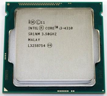 INTEL CORE I3 4330 (4 MB ქეშ მეხსიერება, 3.5 GHZ) BOX