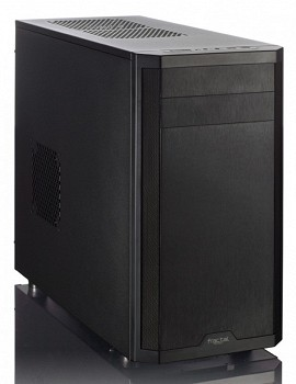 FRACTAL DESIGN CORE 3300 BLACK (FD-CA-CORE-3300-BL)