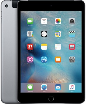 APPLE IPAD MINI 4 LTE 16GB SPACE GRAY