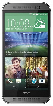 HTC ONE (M8) DUAL SIM GREY