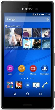 SONY XPERIA M4 AQUA (E2363) 8GB BLACK