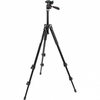 MANFROTTO 293 ALU KIT-3S 3WAY HEAD QR
