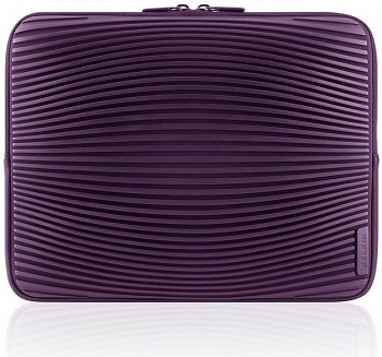 BELKIN IPAD CONTOUR SLEEVE CASE PURPLE F8N370CW091