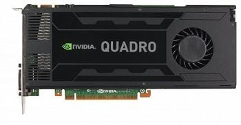NVIDIA QUADRO K4000 3 GB GDDR5 (C2J94AA)