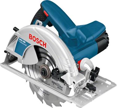 ცირკულარული ხერხი BOSCH GKS 190 (601623000)
