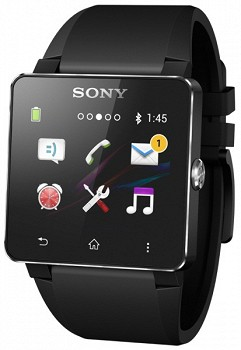 SONY SMARTWATCH 2 (SW2) BLACK