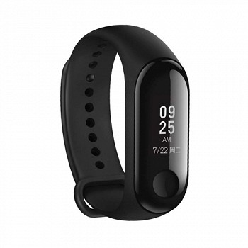 SMART WATCH XIAOMI MI BAND 3 BLACK (XMSH05HM)