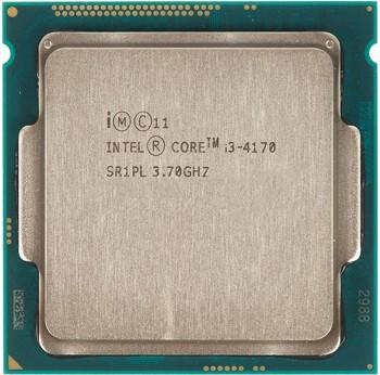 INTEL CORE I3 4170 (3 MB ქეშ მეხსიერება, 3.7 GHZ) TRAY