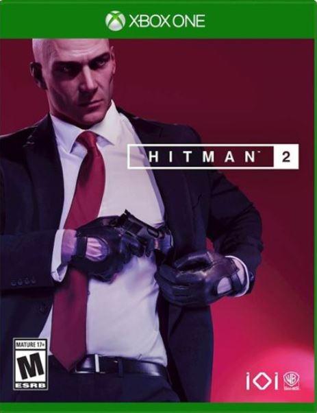 კონსოლის თამაში HITMAN 2 (XBOX ONE)