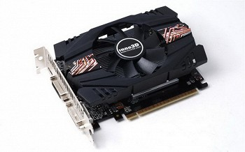 INNO3D GEFORCE GTX 650 GREEN 1GB GDDR5