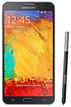 SAMSUNG GALAXY NOTE 3 NEO (N750) 16GB BLACK