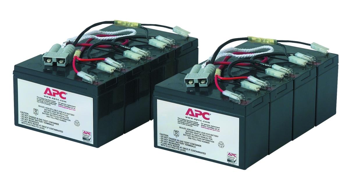 UPS აკუმულატორი APC RBC12