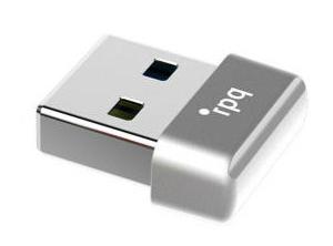 PQI I-STICK U603V 8 GB SILVER (6603-008GR1001)