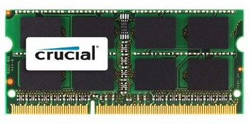 CRUCIAL 4GB DDR3 1600MHz  (CT51264BF160B)
