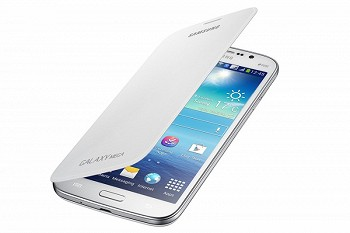 SAMSUNG GALAXY MEGA COVER WHITE