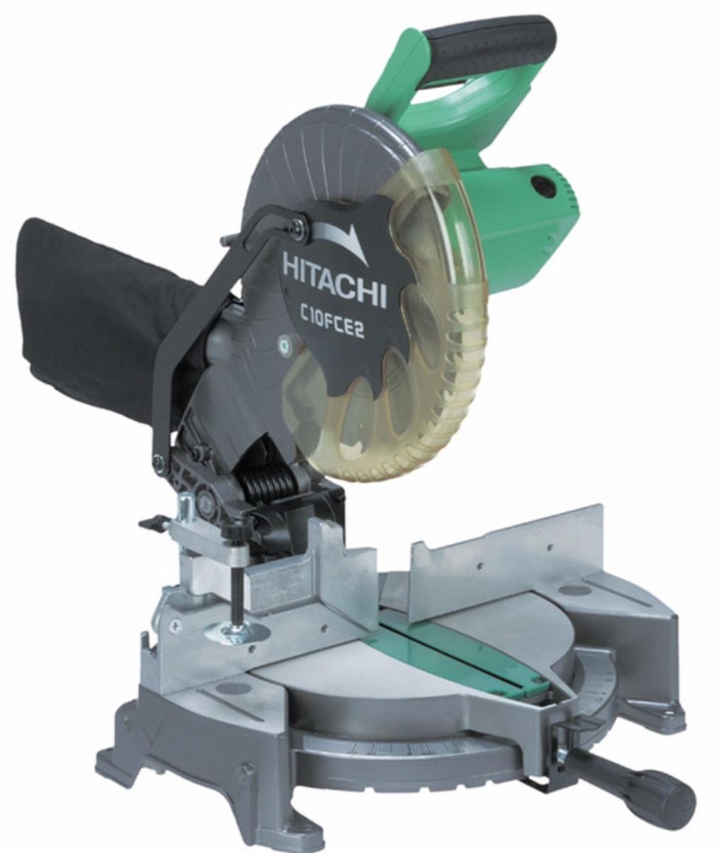 პანელის ხერხი HITACHI C10FCE2
