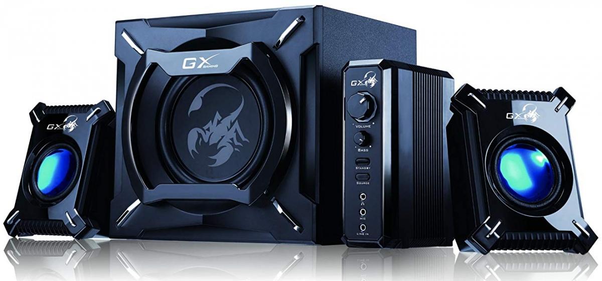 აკუსტიკური სისტემა GENIUS SW-G2.1 2000