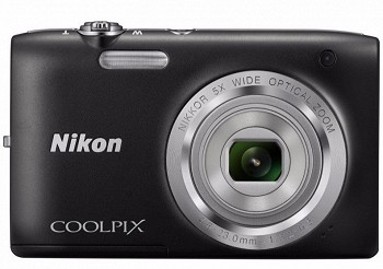 NIKON COOLPIX S2800 BLACK
