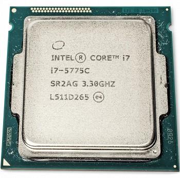 INTEL CORE I7 5775C  (6 MB ქეშ მეხსიერება, 3.3 GHZ) BOX