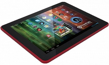 PRESTIGIO MULTIPAD 7.0 ULTRA PLUS 4GB WI-FI RED