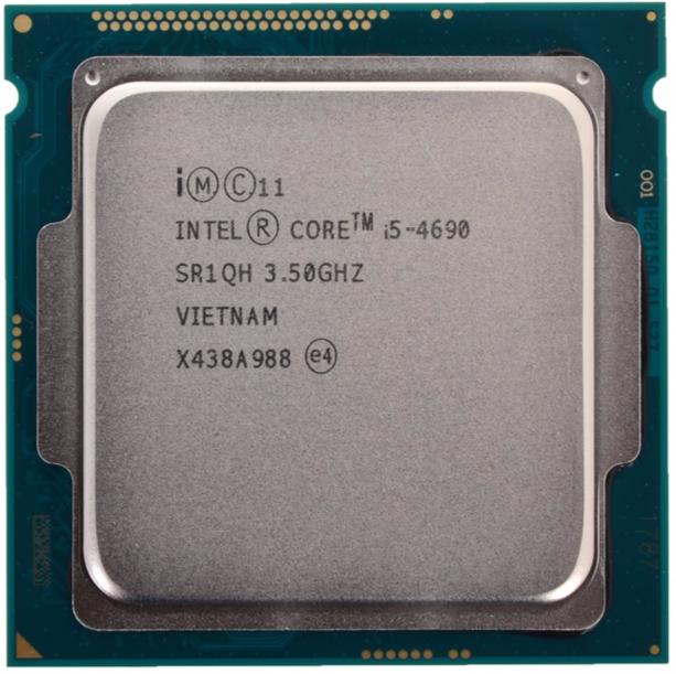 INTEL CORE I5 4690 (6 MB ქეშ მეხსიერება, 3.5 GHZ) BOX