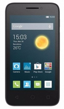 ALCATEL ONE TOUCH PIXI 3 4013 (4) 4GB BLACK
