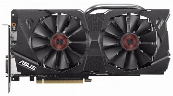 ASUS STRIX-GTX970-DC2-4GD5 4 GB GDDR5