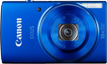 CANON IXUS 155 BLUE