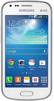 SAMSUNG S7582 GALAXY S DUOS 2 WHITE