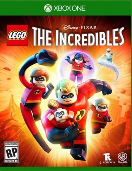 კონსოლის თამაში LEGO THE INCREDIBLES (XBOX ONE)