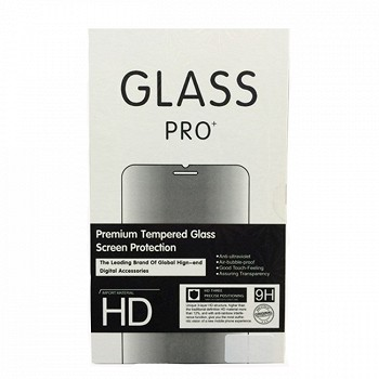 ეკრანის დამცავი GLASS PRO+ TEMPERED GLASS APPLE IPHONE 6 PLUS/6S PLUS