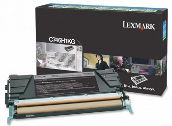 LEXMARK C746H1KG BLACK