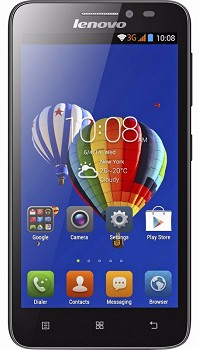 LENOVO A606 4GB BLACK