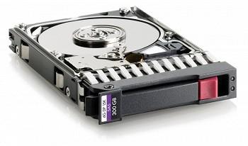 HP 300GB 15000ბრ/წთ 2.5