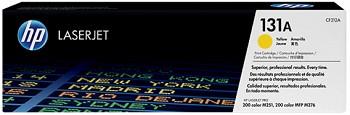 HP 131A YELLOW LAZERJET TONER (CF212A)