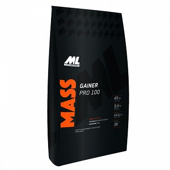MUSCLELABS GAINER PRO 100 5440G STRAWBERRY
